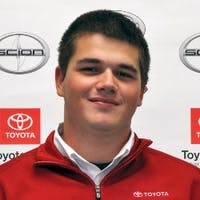 Adam Williams at Kerry Toyota