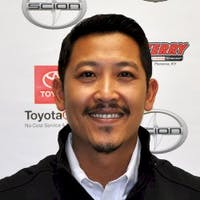 Dewey Cottingham at Kerry Toyota