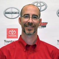 Greg Laskey at Kerry Toyota