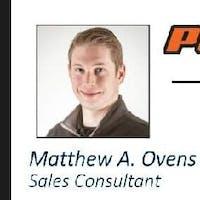 Matthew Ovens at Perrysburg Auto Mall