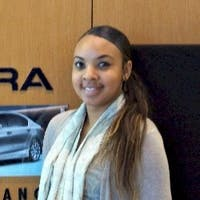 Yasmeen Adams at Vandergriff Acura