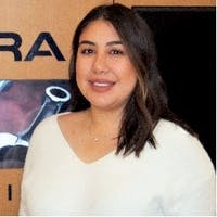Kimberly Najera at Vandergriff Acura