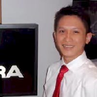 "Trung ""Travis""  Nguyen at Vandergriff Acura"