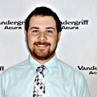 Matthew Hathaway at Vandergriff Acura