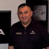 Fausto Rivera at Vandergriff Acura