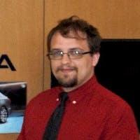 Andrew Trueblood at Vandergriff Acura