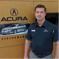Bryson Lau at Vandergriff Acura