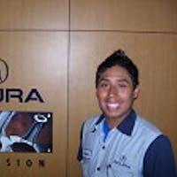 Mario Perez at Vandergriff Acura