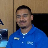 Eric Fuentes at Vandergriff Acura