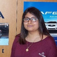 Julie Lopez at Vandergriff Acura