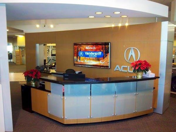 Vandergriff Acura, Arlington, TX, 76017