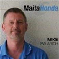 Mike Svilarich at Maita Honda