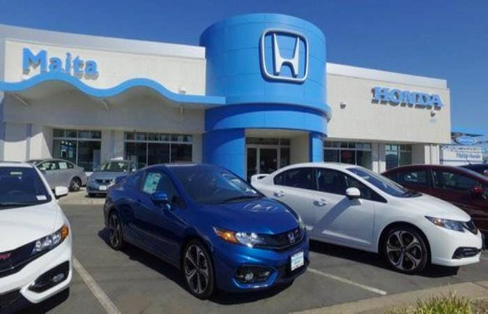 Maita Honda, Citrus Heights, CA, 95621
