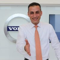 Michael  Alessi at Herb Chambers Volvo Cars Norwood