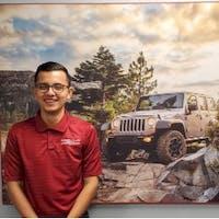 Henry Argueta at Salerno Duane Chrysler Jeep