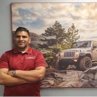 Alex Shaikh at Salerno Duane Chrysler Jeep