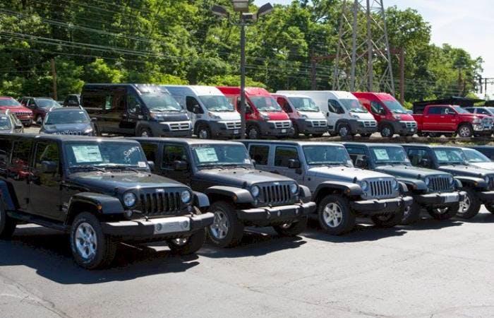 Salerno Duane Chrysler Jeep, Summit, NJ, 07901