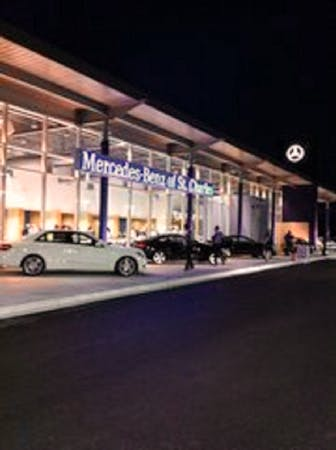 Mercedes-Benz of St. Charles, St. Charles, IL, 60174