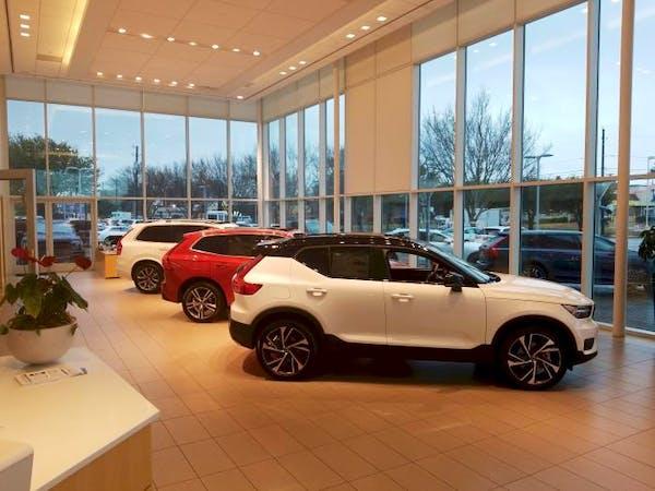 Park Place Volvo Dallas, Dallas, TX, 75209