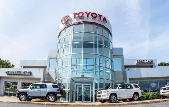 Bernardi Toyota, Framingham, MA, 01702