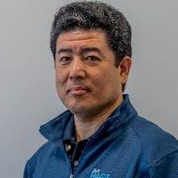 Alfonso Yamakawa at Bill Page Honda