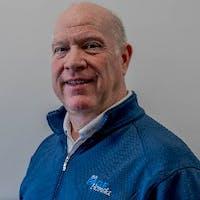 Larry Labonte at Bill Page Honda