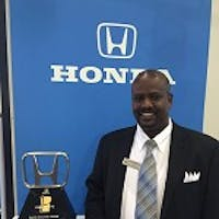 Baha Mahmoud at David McDavid Honda Of Irving