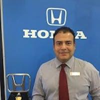 Albert Garcia at David McDavid Honda Of Irving