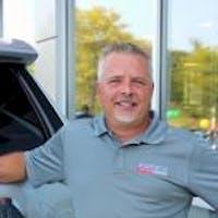 Chris Napier at Frankfort Toyota