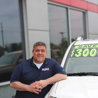 Clay Guthrie at Frankfort Toyota