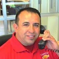 Frank Cerda at Capitol Chevrolet