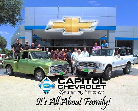 Capitol Chevrolet Austin Tx >> Capitol Chevrolet Chevrolet Used Car Dealer Service