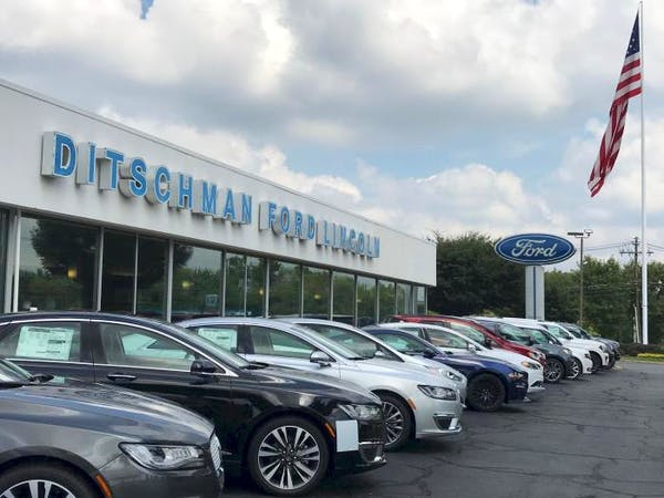 Ditschman/Flemington Ford Lincoln, Flemington, NJ, 08822