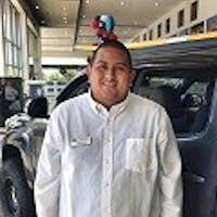 David Rios at Priority Toyota Chesapeake
