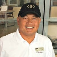 Elmer Hipolito at Priority Toyota Chesapeake