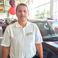 Nikolay Yorgachkov at Priority Toyota Chesapeake