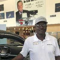 John Randle at Priority Toyota Chesapeake
