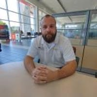 Joey Balsamo at Priority Toyota Chesapeake