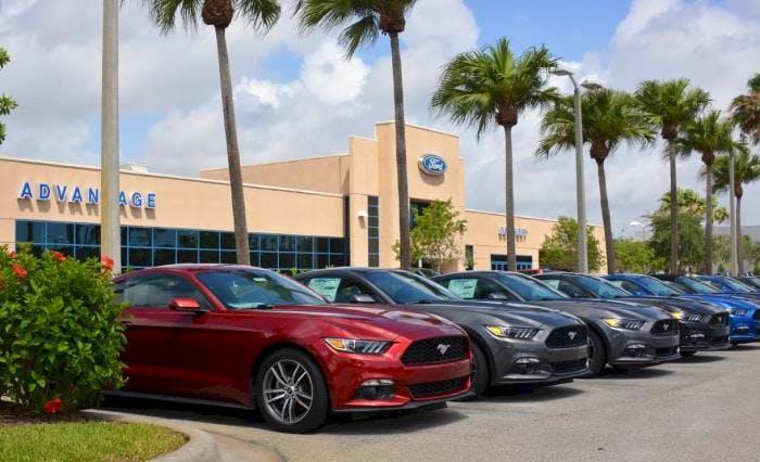 Advantage Ford of Stuart, Stuart, FL, 34997