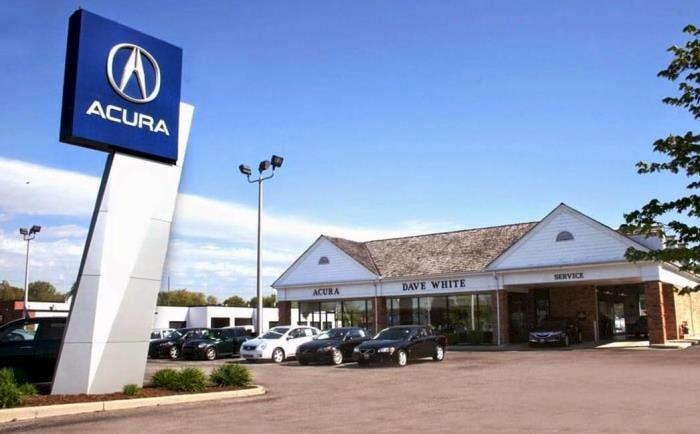 Dave White Acura, Sylvania, OH, 43560