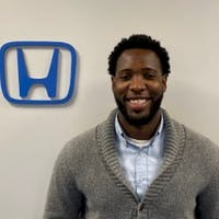 Juvone Freeman at Herb Chambers Honda of Seekonk