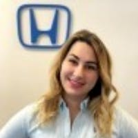 Laura Lamarre  at Herb Chambers Honda of Seekonk