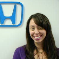 Danielle Samoorian at Herb Chambers Honda of Seekonk