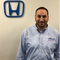 Brian DelSesto at Herb Chambers Honda of Seekonk