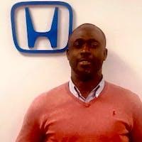 Emmanuel aka K.B Abubonsrah at Herb Chambers Honda of Seekonk