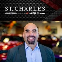 Sam Barakat at St. Charles Chrysler Dodge Jeep Ram