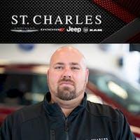 Dave Zegar at St. Charles Chrysler Dodge Jeep Ram