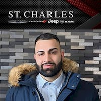 Andre Iwas at St. Charles Chrysler Dodge Jeep Ram