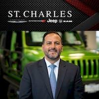 Chris Mancari at St. Charles Chrysler Dodge Jeep Ram