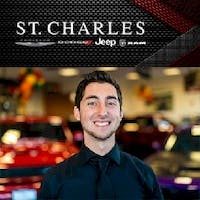 Jake Calistro at St. Charles Chrysler Dodge Jeep Ram